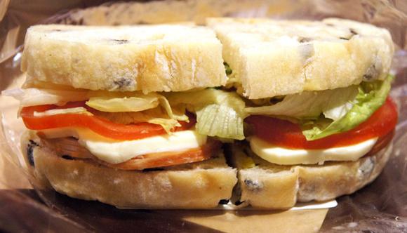 치즈 모짜랠라 샌드위치 스타벅스